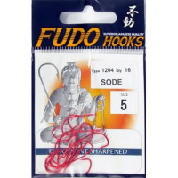 CARLIGE FUDO SODE RED NR.20