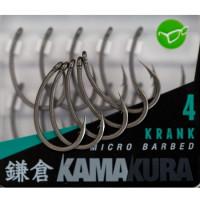 Carlige Korda Kamakura Krank Nr6 10buc/cutie