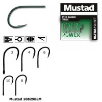 Carlig Mustad Carp Power 10829 nr.6