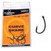 Carlige Claumar Curve Shank Teflon Technology Nr 6 10Buc/Plic