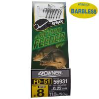Rig Feeder Owner 56931 Nr.8 0.22 FD-51 Spear BL
