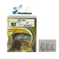 Carlige Hayabusa Fly 384 Bz  Nr 14 25 Buc