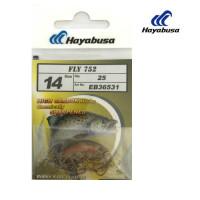 Carlige Hayabusa Fly 752 Bz Nr 10 25 Buc