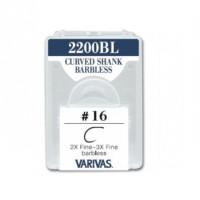 CARLIGE VARIVAS FLY 2200BL 2X-3X FINE NR 12 F/BARB