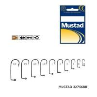 Carlige Mustad M32756 Bronz pentru Jig/Twister, Nr.3 100buc/plic