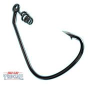 Carlige offset Trokar Swimbait Hooks 5/0