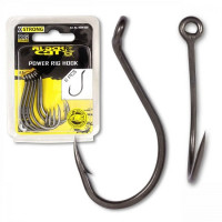 Carlig Somn Black Cat No.7/0 Power Rig Hook DG Coating