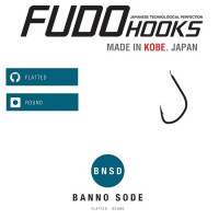 CARLIGE FUDO BANNO SODE BN-4201 nr.15 Black Nichel