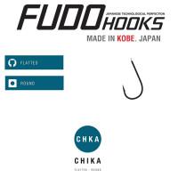CARLIGE FUDO CHIKA BN-1800 Nr. 4 Black Nickel 16buc/plic
