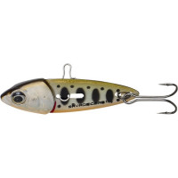 Cicada Savage Gear Switch Blade Minnow Culoare OLIVE SMOLT 3.8cm 5g