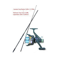 Combo Lineaeffe Lanseta Carp Beater 3,60m/3lbs + Mulineta Free Carp