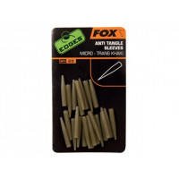 Fox Edges Anti Tangle Sleeve Micro 25buc/plic