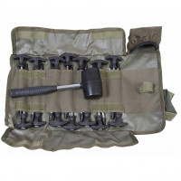 Set Cuie Cort Avid Carp Supertough