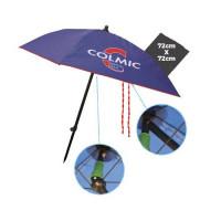 Umbrela Colmic Squared PVC Bait 72x72cm