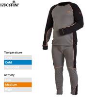 Costum Termic Norfin Comfort Line Gray L