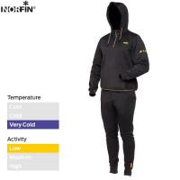 Costum Termic Norfin Cosy Line Black Xxl