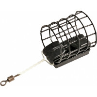 COSULET TRABUCCO AIRT BLACK WIRE CAGE FEEDER MEDIUM 25 G