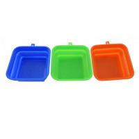 CUTIE RINGERS POP UP BAIT BOX 13X13X6CM ORANGE