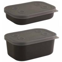 CUTIE TRABUCCO XPS BAIT BOX GREY PENTRU MOMELI 0.6L