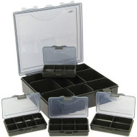 Cutie NGT Multifunctionala 4+1 Tackle Box Standard, 23x18.5x6cm