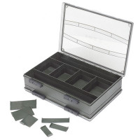 Set Cutii Pentru Accesorii Fox F-box Large Double, 35x23.5x9cm