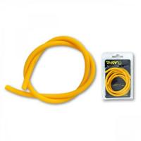 Tub Cauciuc Black Cat Rig Tube 2-4mm 1m Yellow