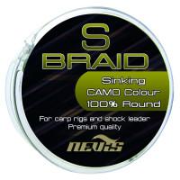 Fir Multifilament Nevis S Braid 15m 0.12mm