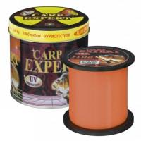FIR CARP EXPERT UV FLUO ORANGE 0.35MM 1000M