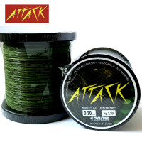 FIR MONOFILAMENT ATTACK SPECIAL ENDURO 1200MT 0.33MM 8.66KG