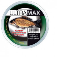 FIR MONOFILAMENT OKUMA ULTRA MAX CARP 030MM/7,7KG/680M
