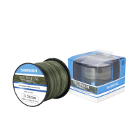 FIR MONOFILAMENT SHIMANO TECHNIUM Tribal Carp 0,40MM   620MT QP