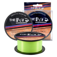 FIR MONOFILAMENT THE ONE DISTANCE FORCE FLUO GREEN 270M 0.18mm