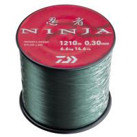 Fir Daiwa Ninja X Mono 030MM/6,6KG/1210M Verde