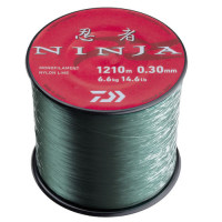 Fir Daiwa Ninja X Mono 033MM/7,5KG/1060M Verde