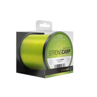 Fir Delphin FIN Strong CARP 1200m Galben Fluo 0.25mm