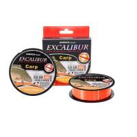 Fir Energo Team Excalibur Carp FLUO ORANGE 300M 0.25MM