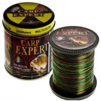 Fir Monofilament Carp Expert Multicolor 0.30mm/1000m/12.1kg