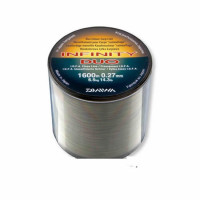 Fir Monofilament Daiwa Infinity Duo Camo 0.27mm/1670m/6.5kg