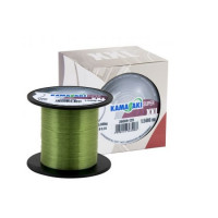 Fir Monofilament EnergoTeam Kamasaki Super XXL 09 0.25mm 1000m