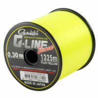 Fir Monofilament Gamakatsu G-Line Element Yellow 0.30mm/1325m/6.5kg