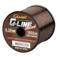 Fir Monofilament Gamakatsu G-line Maro 0.26mm/1855m/5.0kg