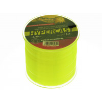 Fir Select Baits HyperCast Neon Yellow 0.20mm/500m