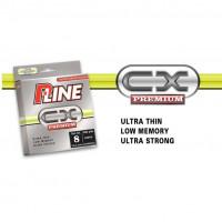 Fir fluorocarbon coated P-Line CX Premium Hi-Vis Fluorescent Green 0.23mm/6.19kg/270m