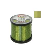 Fir fluorocarbon coated P-Line CX Premium Moss Green 0.31mm/9.18kg/2000m