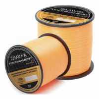 Fir monofilament Daiwa Tournament Orange 0.28mm/1540m/4.5Kg
