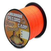 Fir monofilament Haldorado Record Carp Fluo Orange 0,22 mm / 900 m 5.8 kg