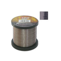 Fir monofilament P-Line Extrusion Smoke Silver 0.35mm/16.49kg/1000m