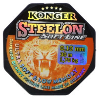 Monofilament Konger Steelon Soft Line 150m 0.22mm