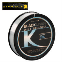 FIR STRATEGY SNAG AND SHOCK LEADER 80M 0.47 MM 14 KG