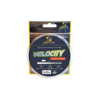 Fir Inaintas Conic Carp Spirit Velocity Tapered Leaders Clear 0.23mm-0.57mm 5x15m/rola